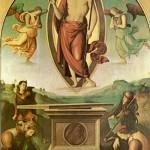 Perugino, Risurrezione