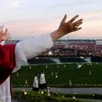 Benedetto XVI a Colonia